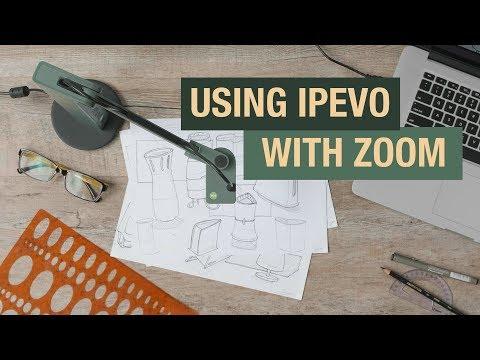 Using IPEVO With Zoom