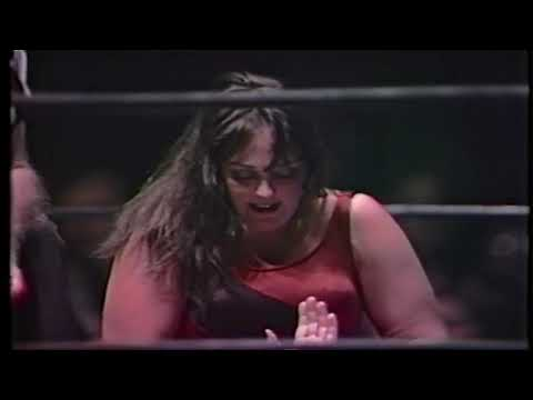 Leilani Kai Vs. Wendy Richter (1980/04/18)