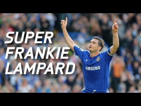 Super Frankie Lampard: a Chelsea legend retires