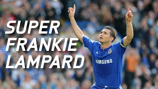 Super Frankie Lampard: a Chelsea legend retires