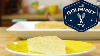 Zingy Lemon Cake Recipe - Legourmettv