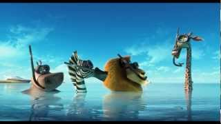 Madagascar 3 Official Trailer HD