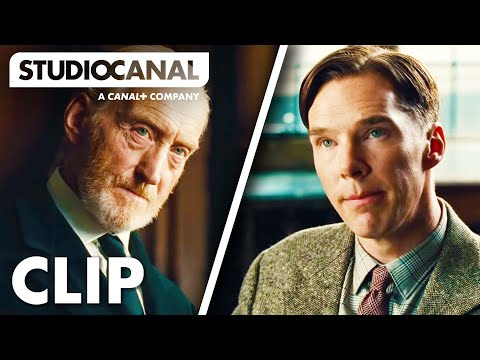 THE IMITATION GAME   1  Alan Turing  at Bletchley Park