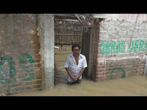 Catastrophic floods in Peru threaten archaeological landmarks