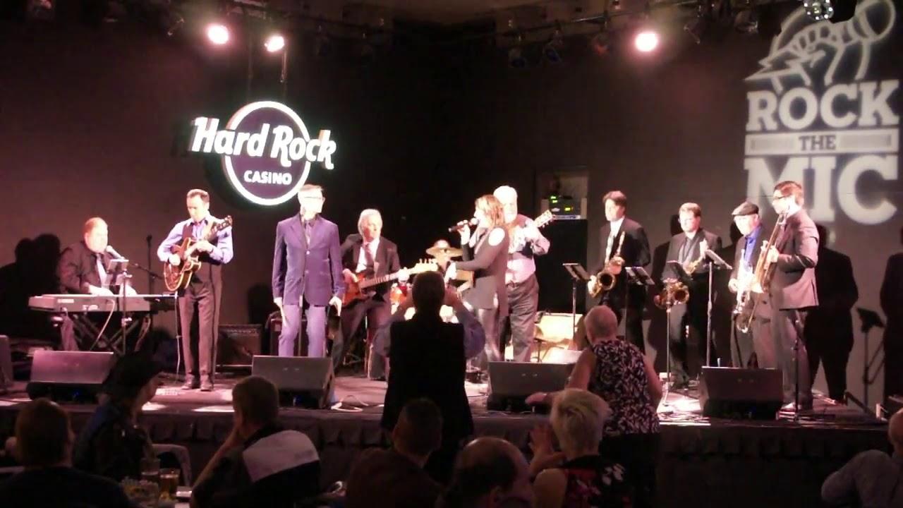 Top City at Rock the Mic semi-finals - Hard Rock Casino, Coquitlam BC February 22, 2018