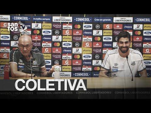 JESUALDO FERREIRA E LUAN PERES | COLETIVA (10/03/20)