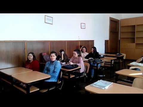 Grup eleve cls IX B - A La Nanita Nana