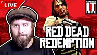Rootin' Tootin' Red Dead Redemption | Live Stream