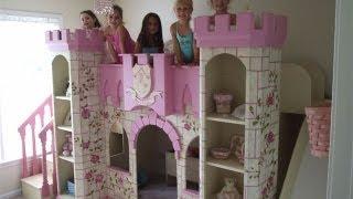 Kids Rooms Interior Design | Kids Celebrity Room Designer | Custom Girls & Boys Furniture