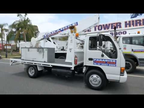 Building Equipment - Burleigh Heads Paradise Tower Hire
