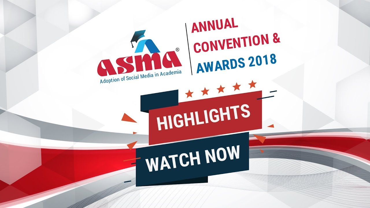 ASMA 2018 Report