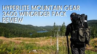 3400 WINDRIDER REVIEW  |  HYPERLITE MOUNTAIN GEAR thumbnail
