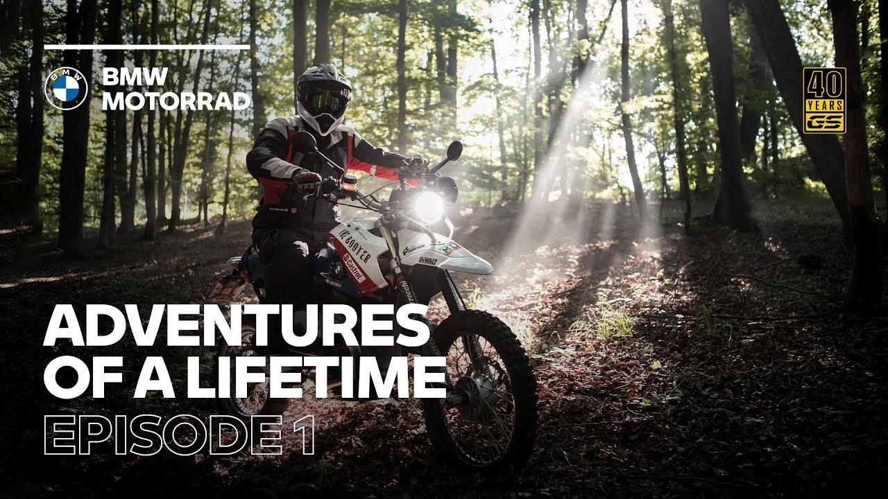 Adventures of a Lifetime l #1 Story of a Legend