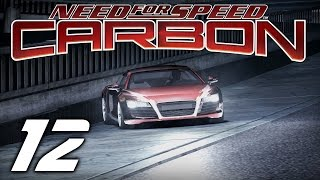 Need For Speed: Carbon. #12 Дариус мутит воду