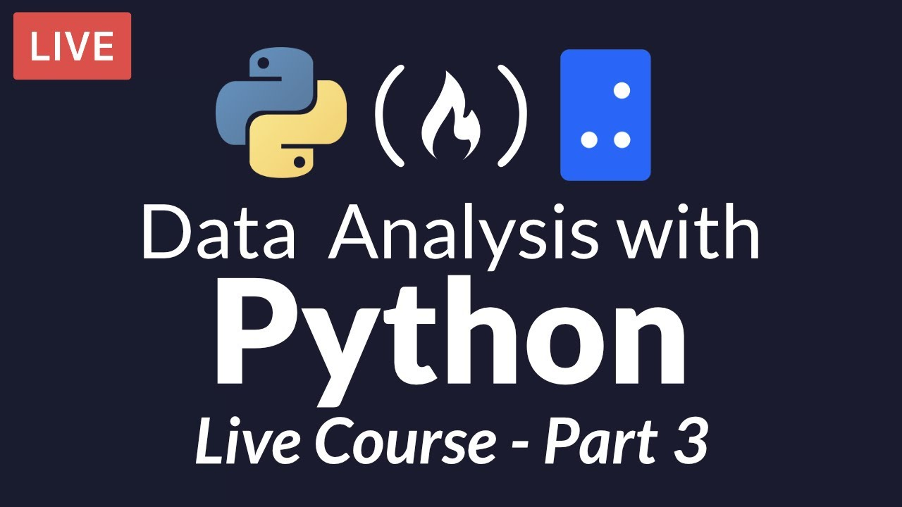 Data Analysis with Python: Part 3 of 6 Numerical Computing with Numpy