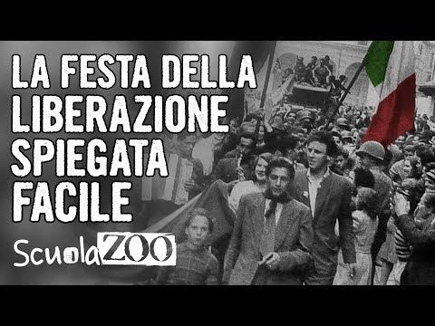 #NocciolineSpeciali - La Festa della LIBERAZIONE spiegata FACILE