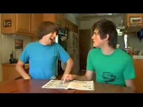 (Speed Up) Smosh - Food Battle 2007