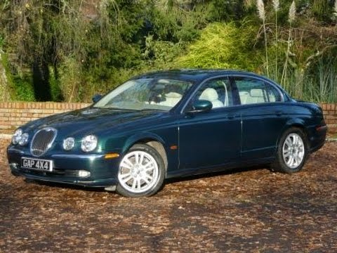 2003 jaguar s type se 4 2 v8 auto in jaguar racing green. Black Bedroom Furniture Sets. Home Design Ideas