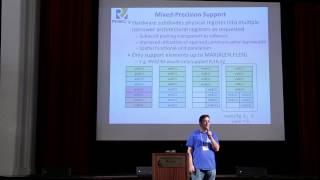 RISC-V Vector Extension Proposal - 2nd RISC-V Workshop
