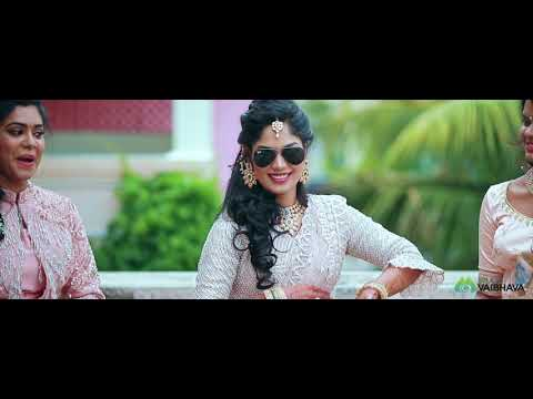 Fabulous Cinematic Videography Teaser Of Rama Sangu & Gayathri By Studio Vaibhava