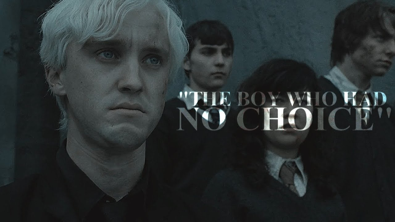 Download Draco Malfoy | The Boy Who Had No Choice