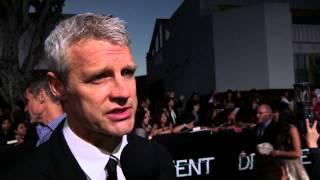 DIVERGENT Movie Premiere Interview: Neil Burger