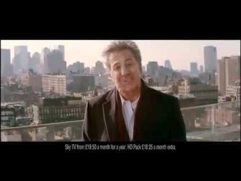 Spot Sky Atlantic HD 2010 Dustin Hoffman - Let the stories begin