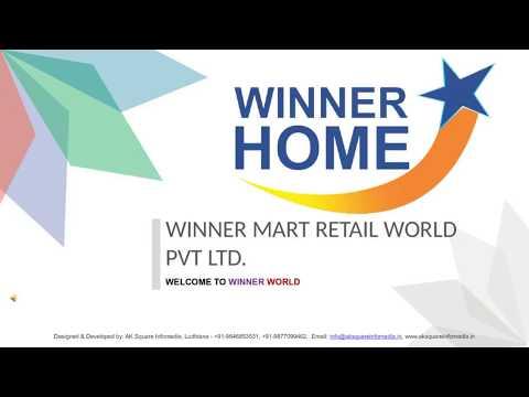 Winner Mart Retail World ¦ Winner Home ¦ MLM Company