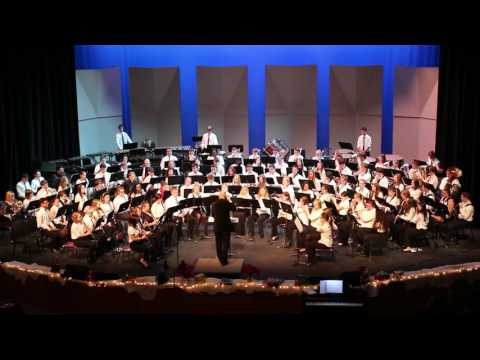 Amazing Grace (The Entire Combined Band)