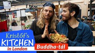 Gambar cover Tökéletes Vegán Buddha Tál Recept - Kristóf's Kitchen in London