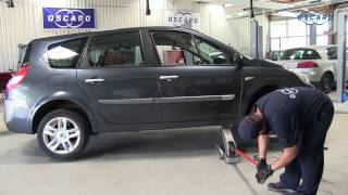 Mise en sécurité du véhicule, démontage et remontage de la roue - Conseil mécanique