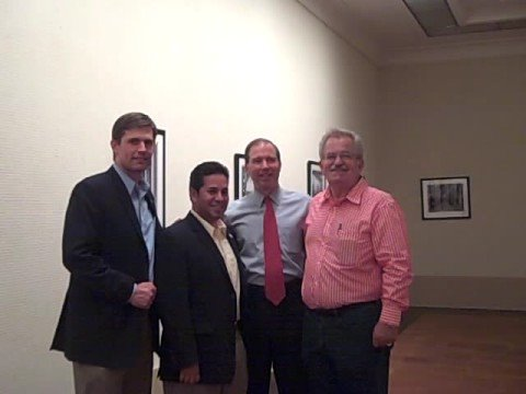 New Mexico Delegation of 2008:  NM-01; Martin Heinrich, NM-03; Ben Ray Lujan, Rep. Udall, NM-02 Harry Teague
