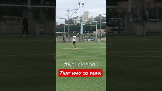 99 Rated #Knuckleball 😎 #Knuckleit #Shorts