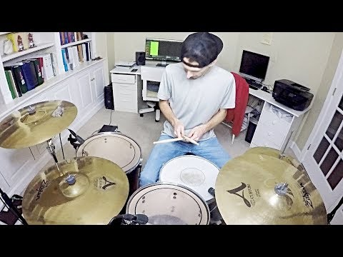 We Three - Heaven's Not Too Far Away (Drum Cover)