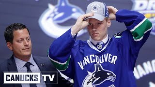 Olli Juolevi Drafted 5th Overall by the Vancouver Canucks (June 24, 2016)