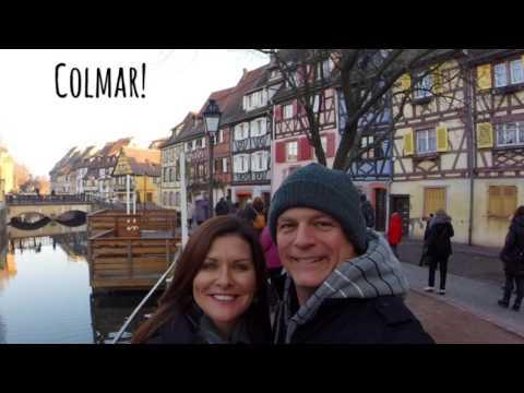 Colmar, France & Lucerne, Switzerland