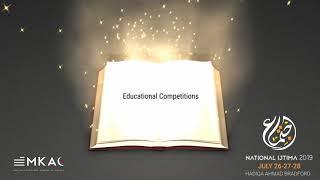MKAC - National Ijtema 2019 - Education