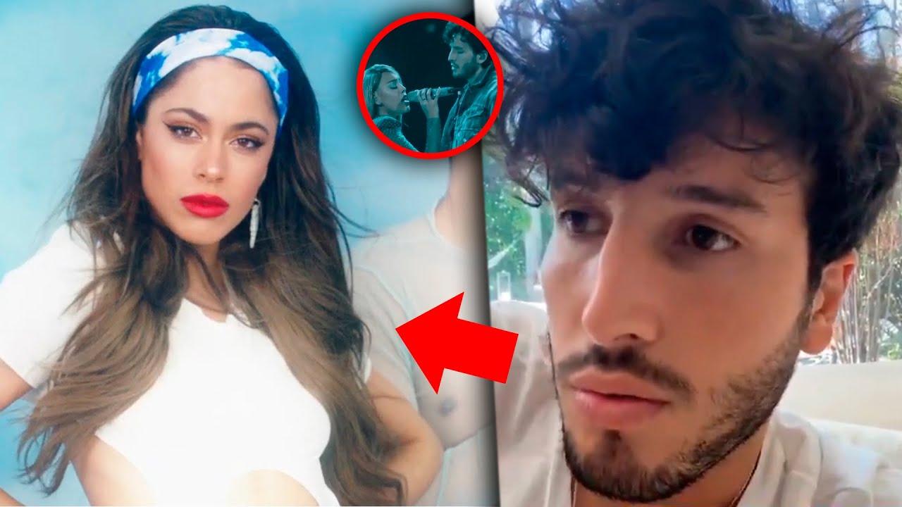 Sebastián Yatra Confirmaría Que NO Quiere Nada Con Tini Stoessel. Fuerte Indirecta A Danna Paola.