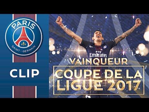 VAINQUEUR COUPE DE LA LIGUE 2017 !