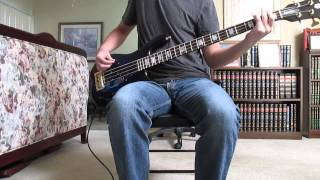 Disturbed - Down With the Sickness Bass Cover