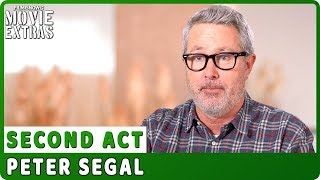 "SECOND ACT | On-set Interview With Peter Segal ""Director"""