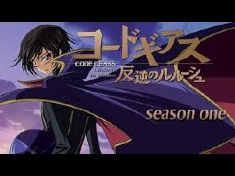 Code Geass:Lelouch Of The Rebellion Episode 1 Sub