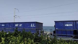 화물기차,동해