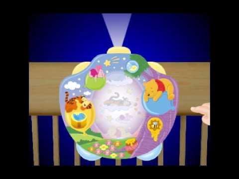 Winnie The Pooh Sweet Dreams Lightshow Sleep Babies Quot R