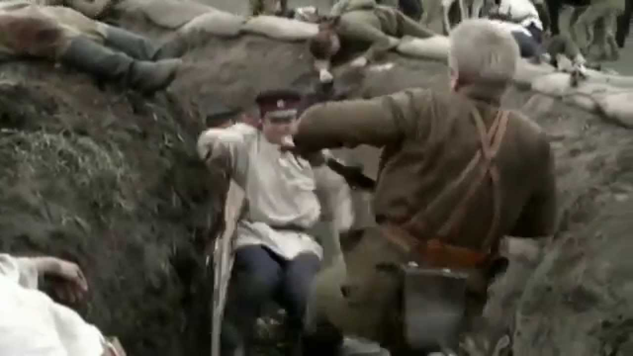 Любэ Русские рубят русских