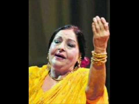 Main ne peron mein payal - Farida Khanum