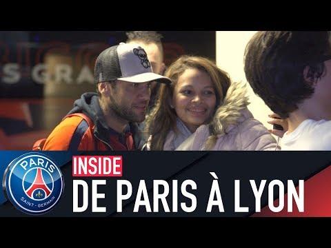 DE PARIS À LYON !