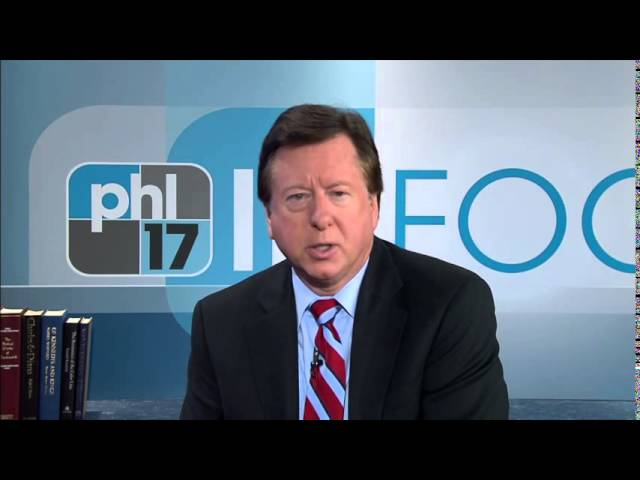 "Get The Job You Want - WPHL TV-17 ""In Focus"" – Career Coach Ford R. Myers"