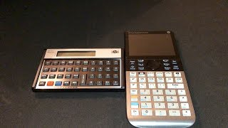 Comparison Between the HP12C and HP Prime - Financial Calculation