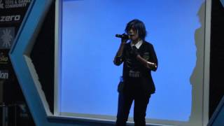 [2012 Cosplay Single] うたプリ Tokiya sang BELIEVE MY VOICE karaoke for 2+ minutes